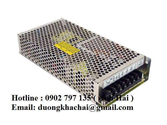 SE-100-7.5|Bộ nguồn Meanwell SE-100-7.5, bộ nguồn Meanwell 100W 7.5V 13.6A