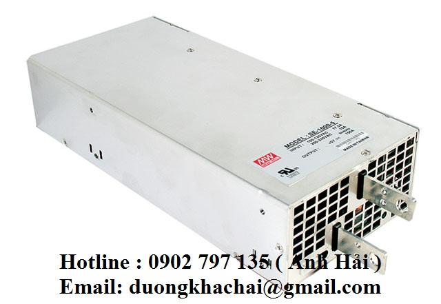 SE-1000-5|Bộ nguồn Meanwell SE-1000-5, bộ nguồn Meanwell 1000W 5V 150A