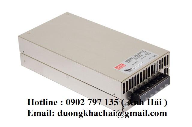 SE-600-27|Bộ nguồn Meanwell SE-600-27, bộ nguồn Meanwell 600W 27V 22.2A