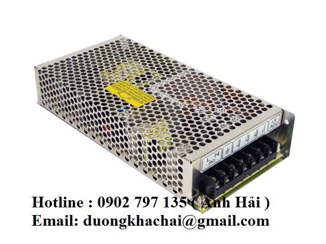 RS-150-3.3|Bộ nguồn Meanwell RS-150-3.3, bộ nguồn Meanwell 150W 3.3V 30A