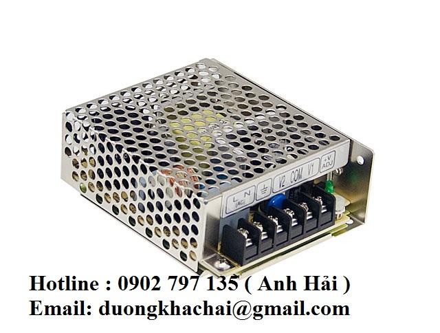 RS-35-15|Bộ nguồn Meanwell RS-35-15, bộ nguồn Meanwell 35W 15V 2.4A