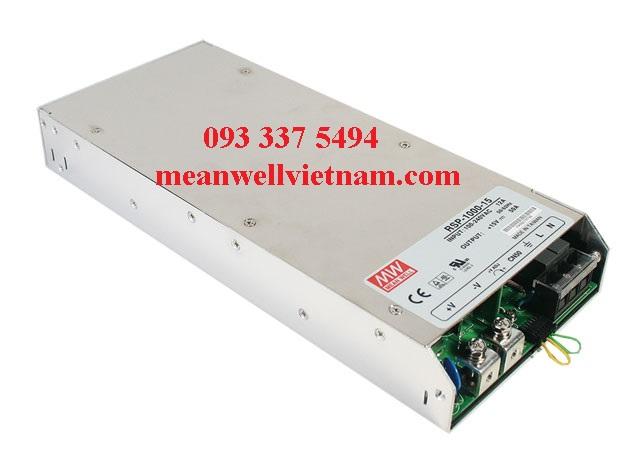 RSP-1000-24|Nguồn Meanwell RSP-1000-24, nguồn meanwell 24V,40A,960W